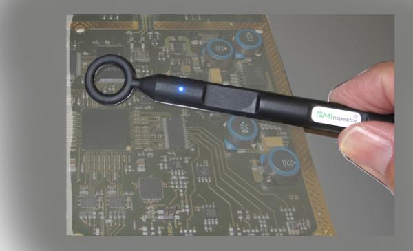 EMI-H EMInspector H-Feld Sonde zur Lokalisierung auf Leiterplatten- Allice Messtechnik